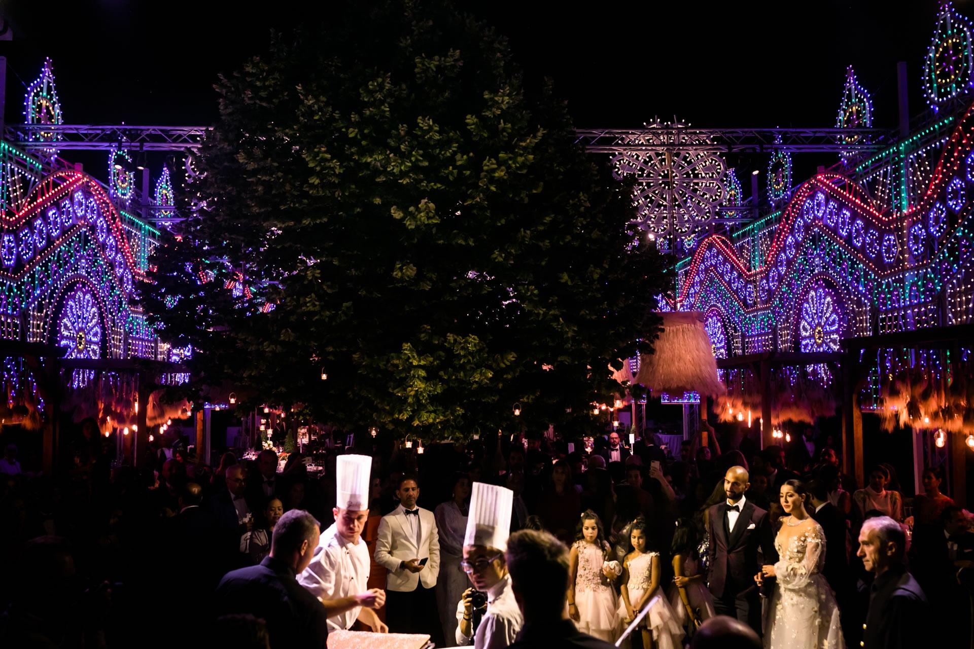 Cake - 63 :: Luxury wedding at Il Borro :: Luxury wedding photography - 62 :: Cake - 63