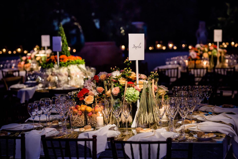 Cake :: Luxury wedding at Il Borro :: Luxury wedding photography - 63 :: Cake