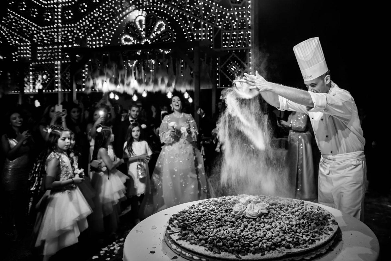 Powdered Sugar :: Luxury wedding at Il Borro :: Luxury wedding photography - 64 :: Powdered Sugar
