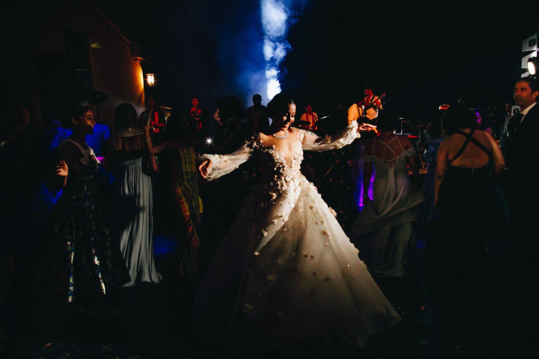 Black :: Luxury wedding at Il Borro :: Luxury wedding photography - 78 :: Black