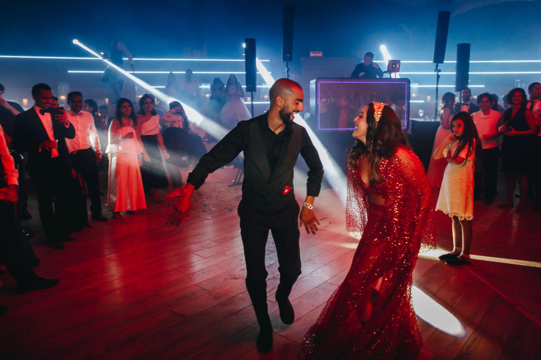 Red Dress :: Luxury wedding at Il Borro :: Luxury wedding photography - 85 :: Red Dress
