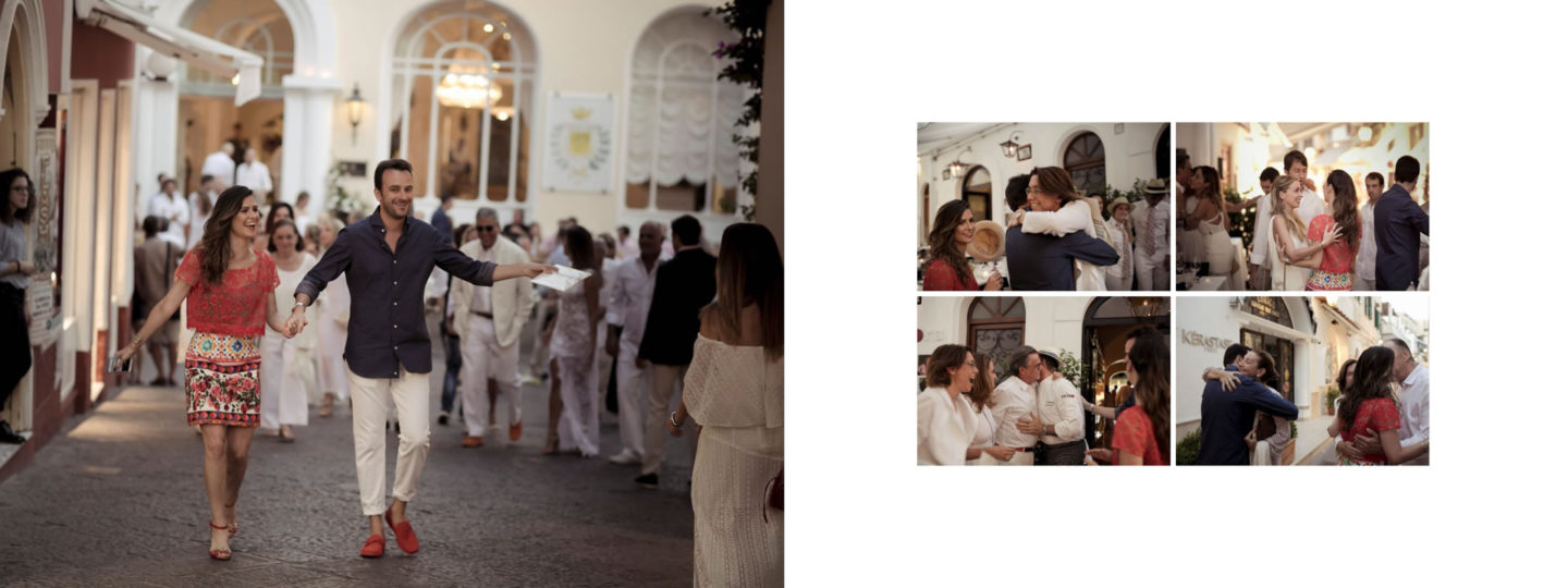 Jewish luxury wedding weekend in Capri :: Luxury wedding photography - 9