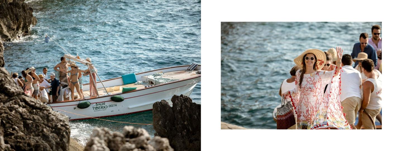 Jewish luxury wedding weekend in Capri :: Luxury wedding photography - 14