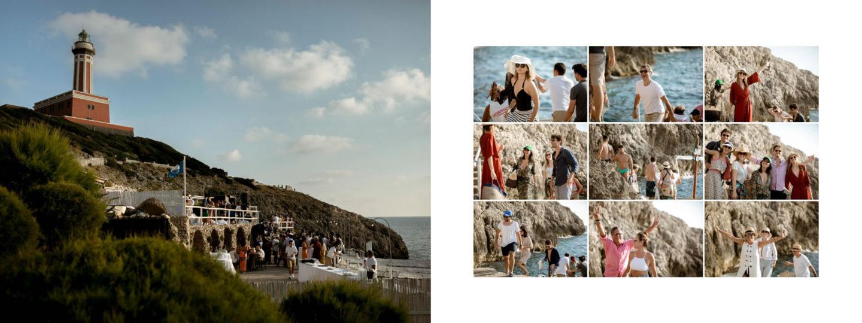 Jewish luxury wedding weekend in Capri :: Luxury wedding photography - 15