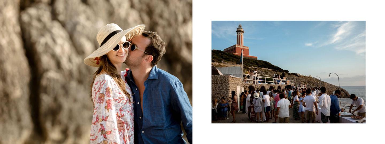 Jewish luxury wedding weekend in Capri :: Luxury wedding photography - 16