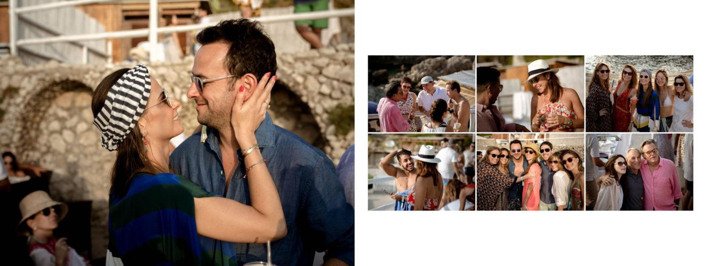Jewish luxury wedding weekend in Capri :: Luxury wedding photography - 17