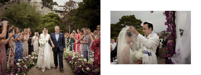 Jewish luxury wedding weekend in Capri :: Luxury wedding photography - 31