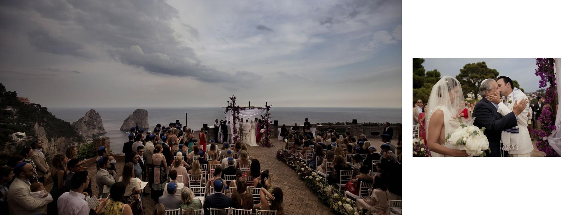 - 33 :: Jewish luxury wedding weekend in Capri :: Luxury wedding photography - 32 ::  - 33