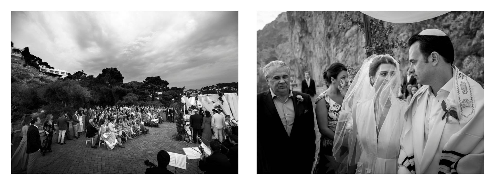 - 34 :: Jewish luxury wedding weekend in Capri :: Luxury wedding photography - 33 ::  - 34