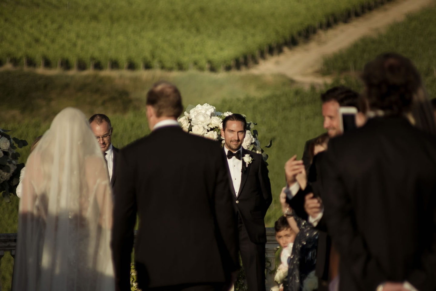 Look :: Exciting wedding in the countryside of Siena :: Luxury wedding photography - 40 :: Look