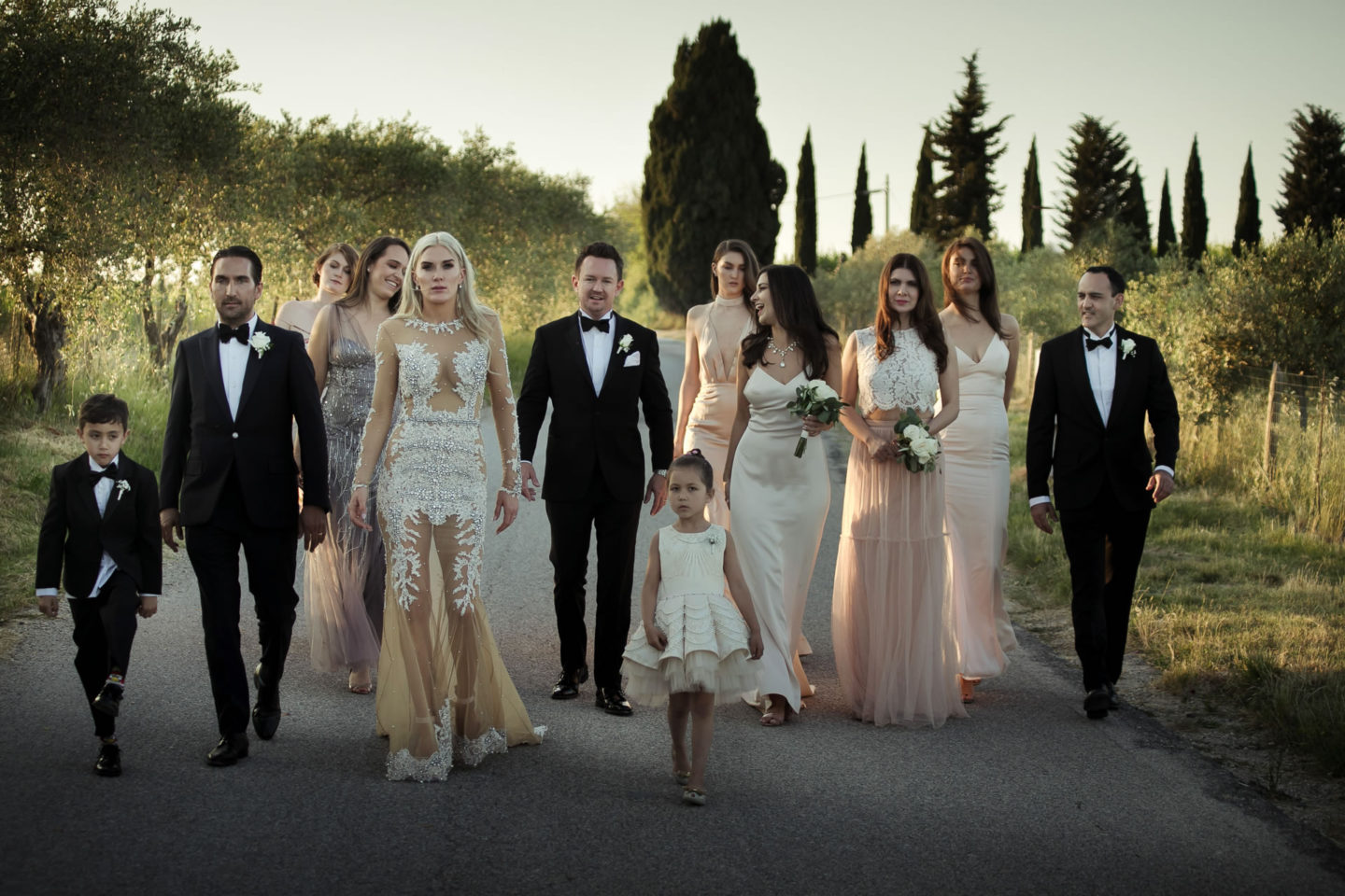 Countryside - 45 :: Exciting wedding in the countryside of Siena :: Luxury wedding photography - 44 :: Countryside - 45