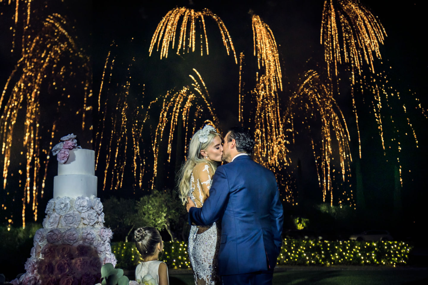 Cake :: Exciting wedding in the countryside of Siena :: Luxury wedding photography - 62 :: Cake