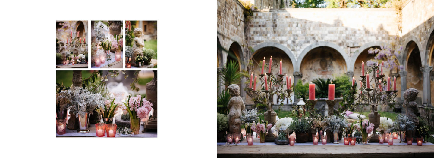 Details :: Getting married in Tuscany at Vincigliata Castle :: Luxury wedding photography - 6 :: Details