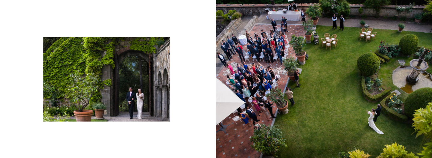 Garden :: Getting married in Tuscany at Vincigliata Castle :: Luxury wedding photography - 7 :: Garden