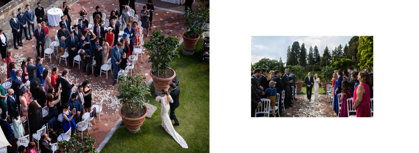 Bride's Father :: Getting married in Tuscany at Vincigliata Castle :: Luxury wedding photography - 8 :: Bride's Father