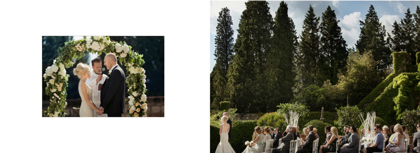 Outside :: Getting married in Tuscany at Vincigliata Castle :: Luxury wedding photography - 10 :: Outside