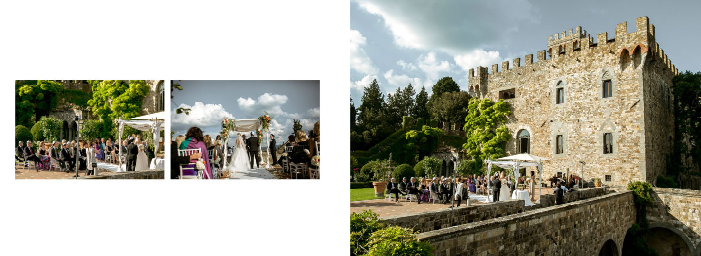 Sunny Day :: Getting married in Tuscany at Vincigliata Castle :: Luxury wedding photography - 11 :: Sunny Day