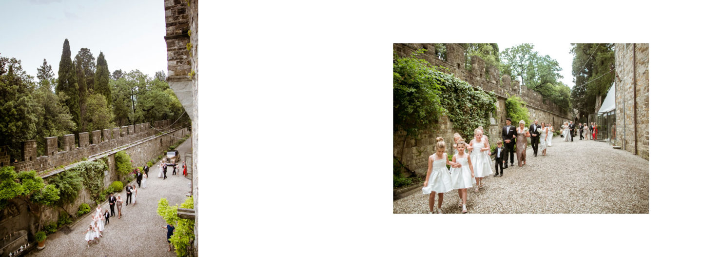 Invited :: Getting married in Tuscany at Vincigliata Castle :: Luxury wedding photography - 15 :: Invited