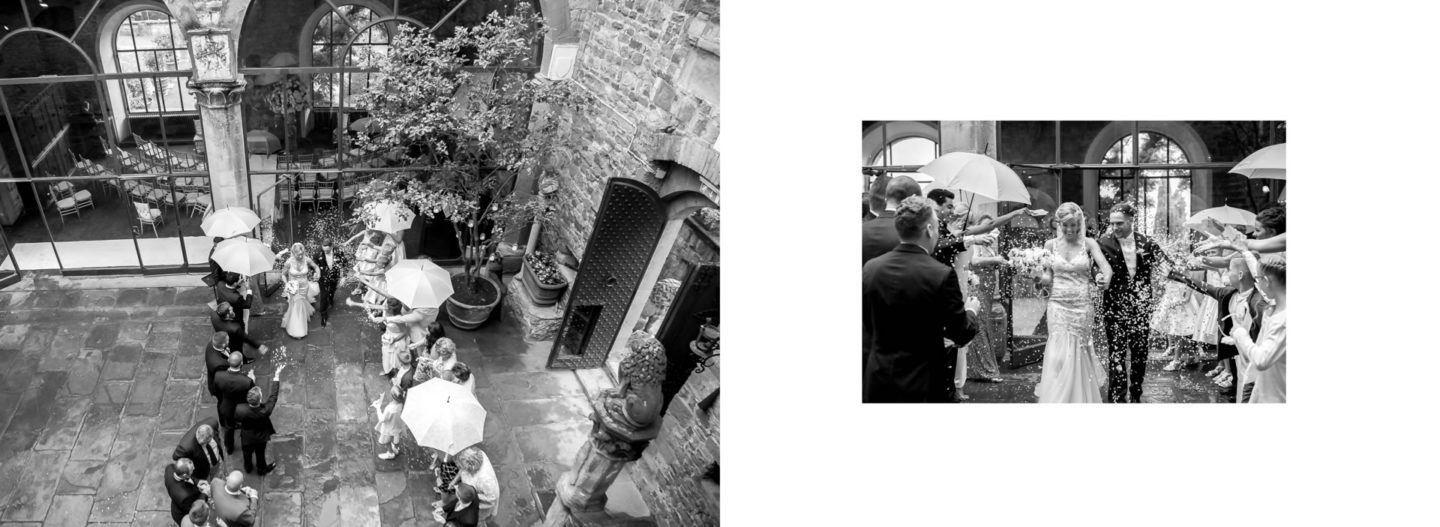 Rice :: Getting married in Tuscany at Vincigliata Castle :: Luxury wedding photography - 17 :: Rice