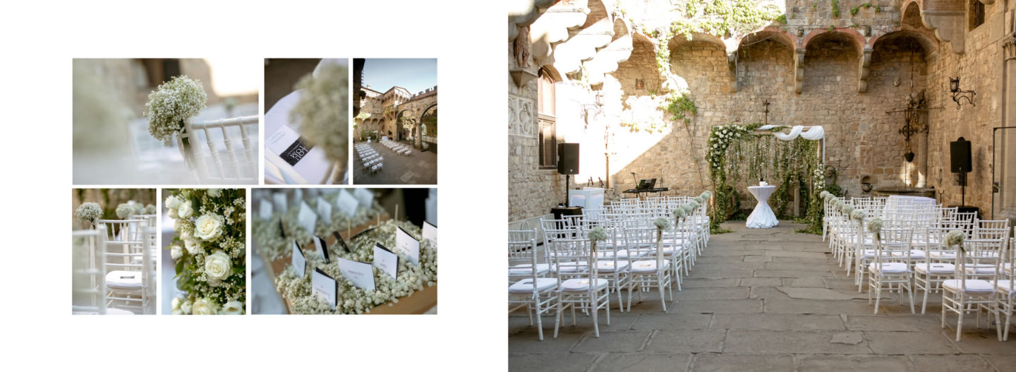 Castle :: Getting married in Tuscany at Vincigliata Castle :: Luxury wedding photography - 18 :: Castle