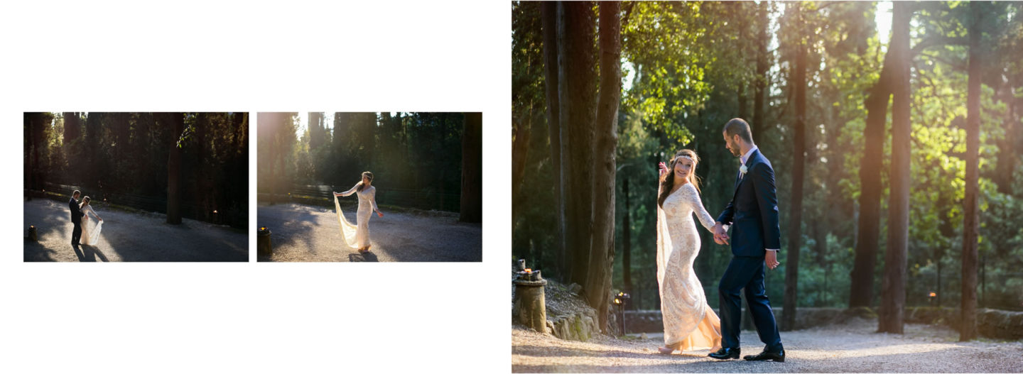 Trees :: Getting married in Tuscany at Vincigliata Castle :: Luxury wedding photography - 33 :: Trees