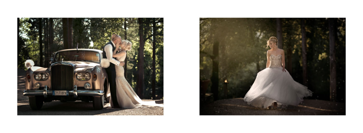 Forest :: Getting married in Tuscany at Vincigliata Castle :: Luxury wedding photography - 37 :: Forest