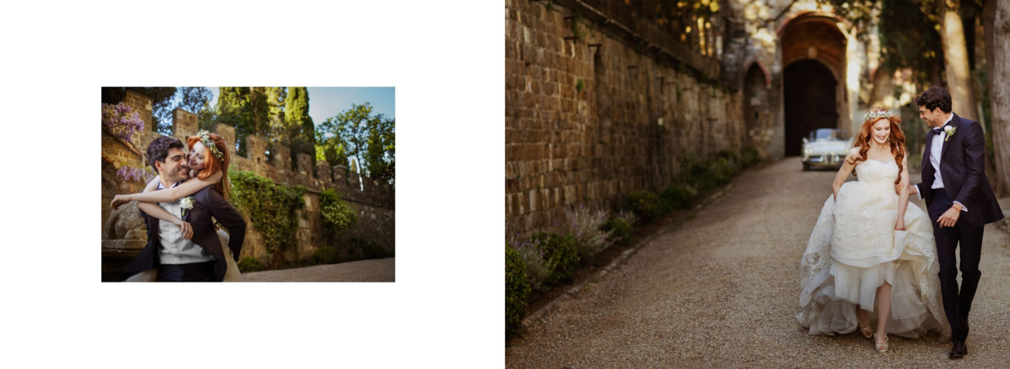 Together :: Getting married in Tuscany at Vincigliata Castle :: Luxury wedding photography - 38 :: Together