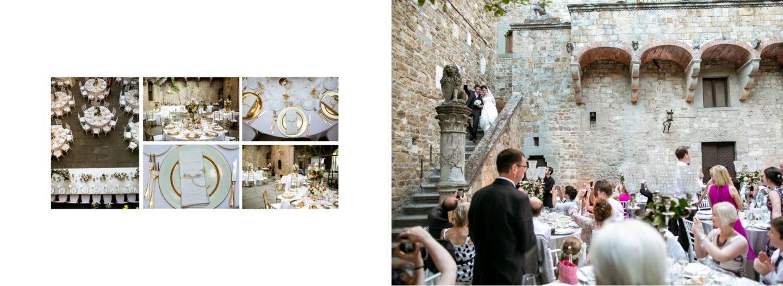 Fuchsia :: Getting married in Tuscany at Vincigliata Castle :: Luxury wedding photography - 56 :: Fuchsia