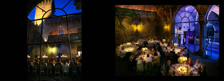 Yard :: Getting married in Tuscany at Vincigliata Castle :: Luxury wedding photography - 65 :: Yard