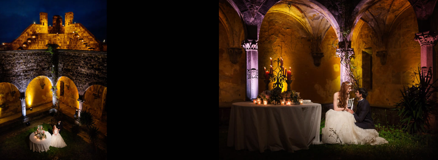 Romantic :: Getting married in Tuscany at Vincigliata Castle :: Luxury wedding photography - 69 :: Romantic