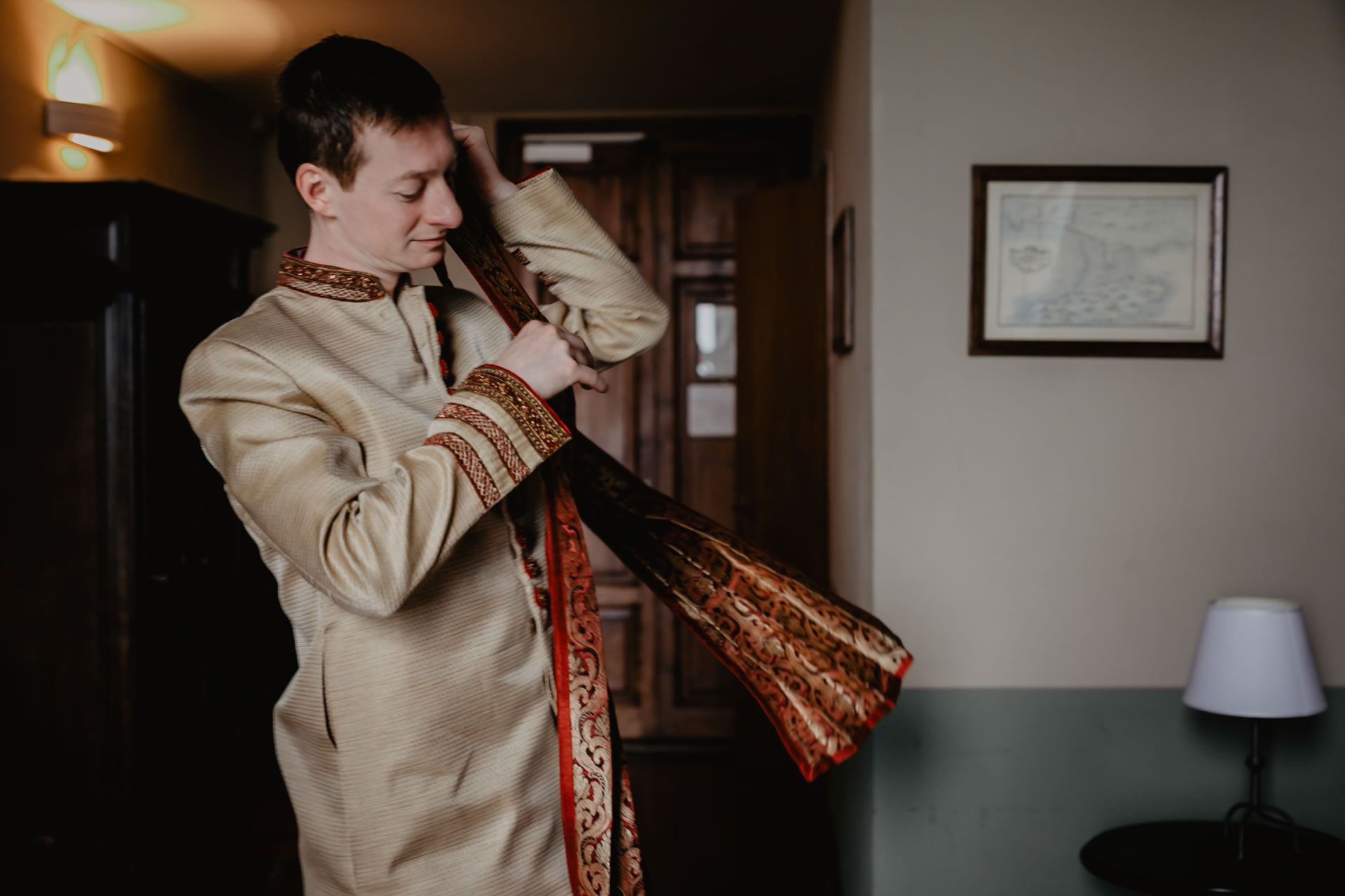 - 7 :: Indian wedding ceremony at Villa Pitiana :: Luxury wedding photography - 6 ::  - 7