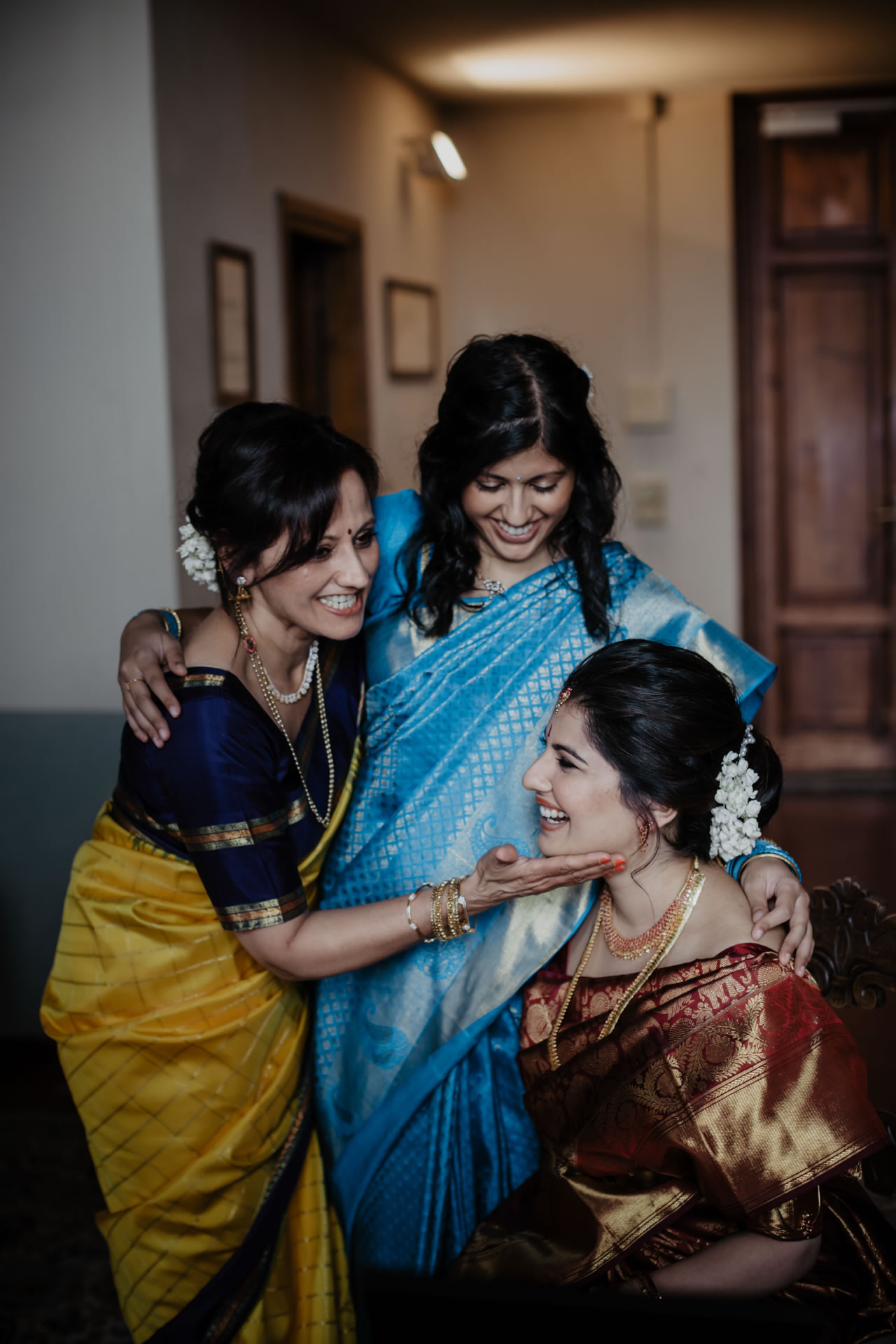 Indian wedding ceremony at Villa Pitiana :: Luxury wedding photography - 7