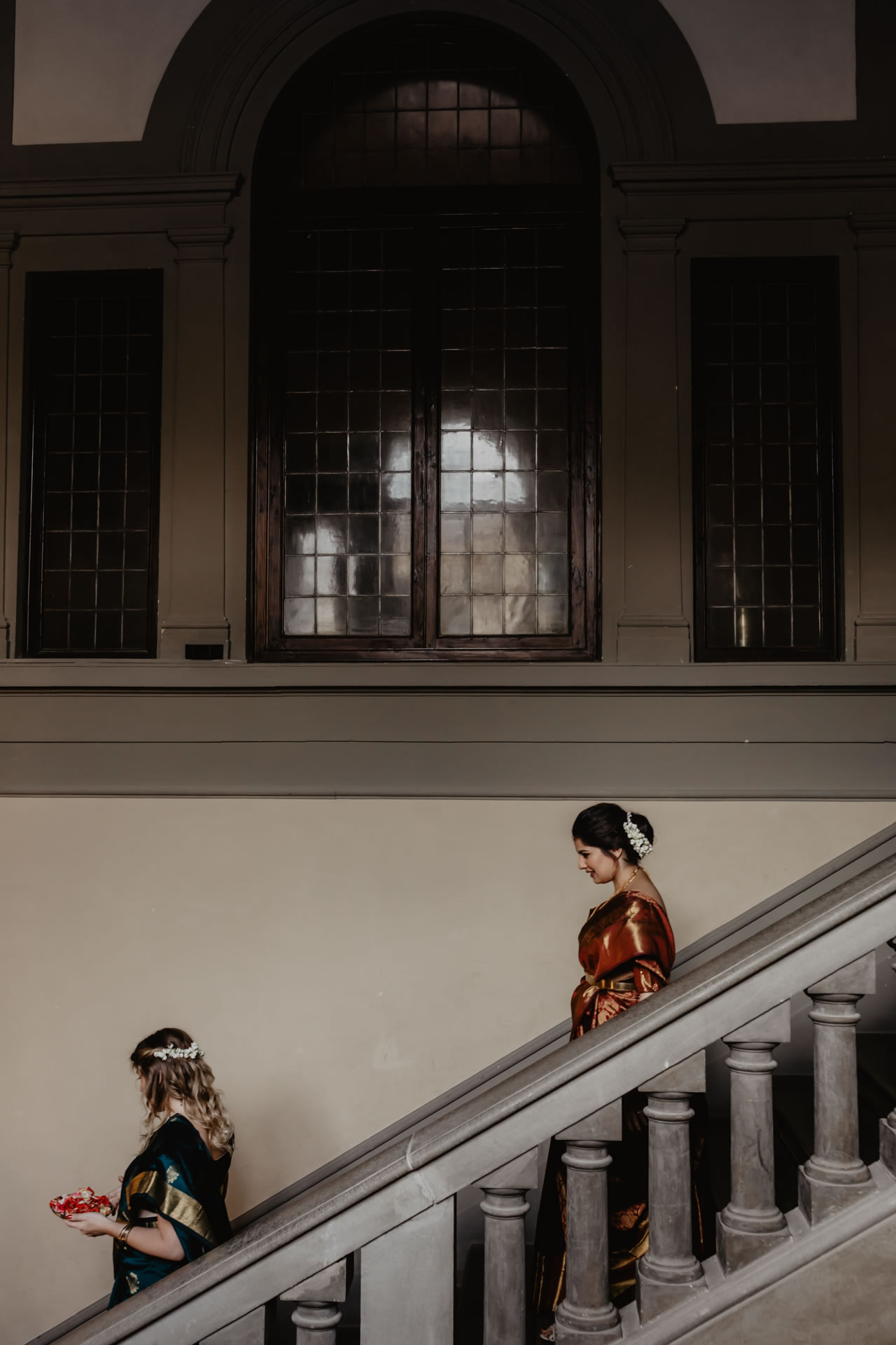 Indian wedding ceremony at Villa Pitiana :: Luxury wedding photography - 12