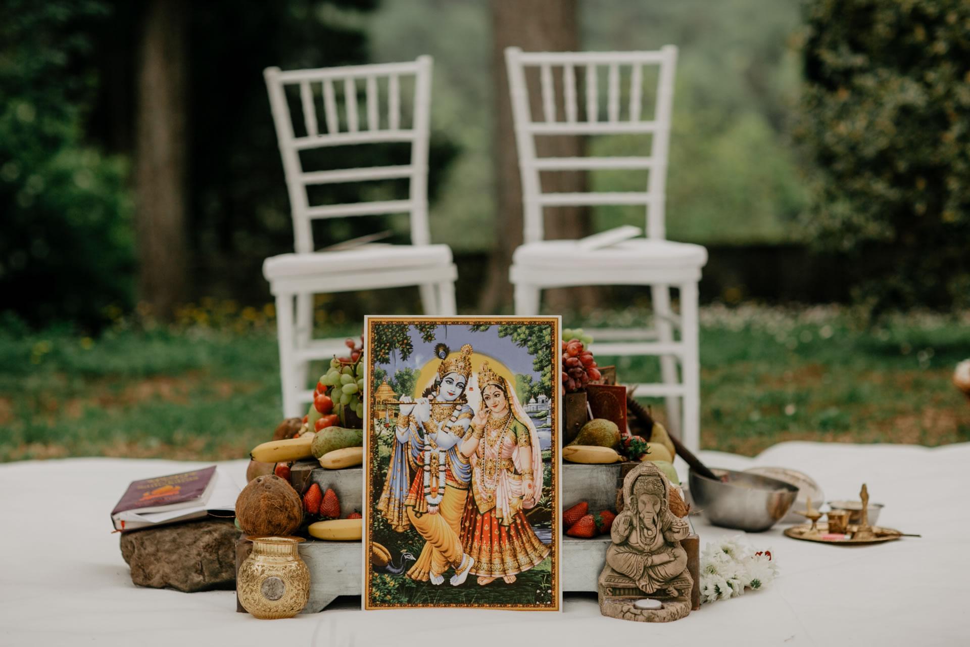 - 15 :: Indian wedding ceremony at Villa Pitiana :: Luxury wedding photography - 14 ::  - 15