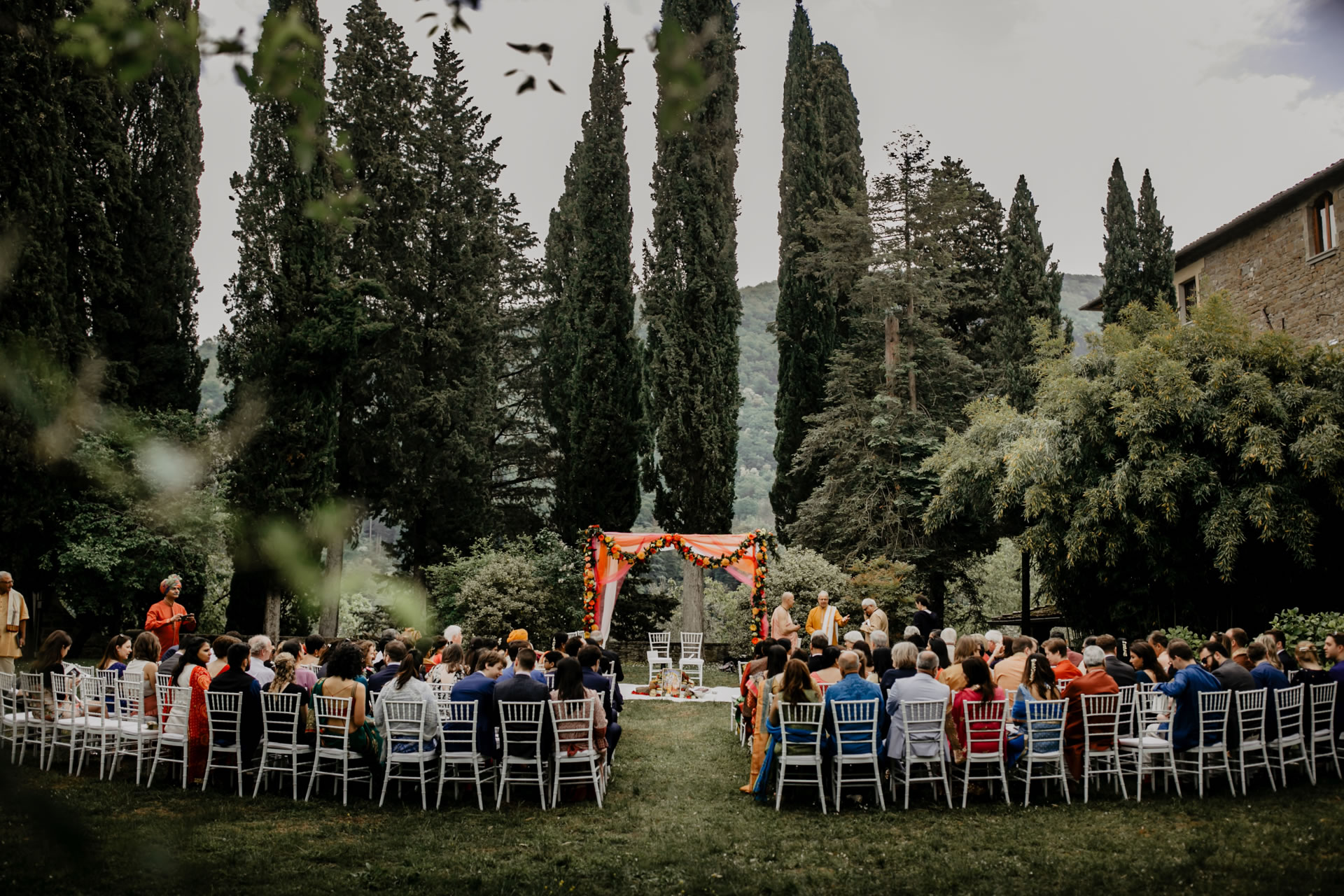 - 17 :: Indian wedding ceremony at Villa Pitiana :: Luxury wedding photography - 16 ::  - 17