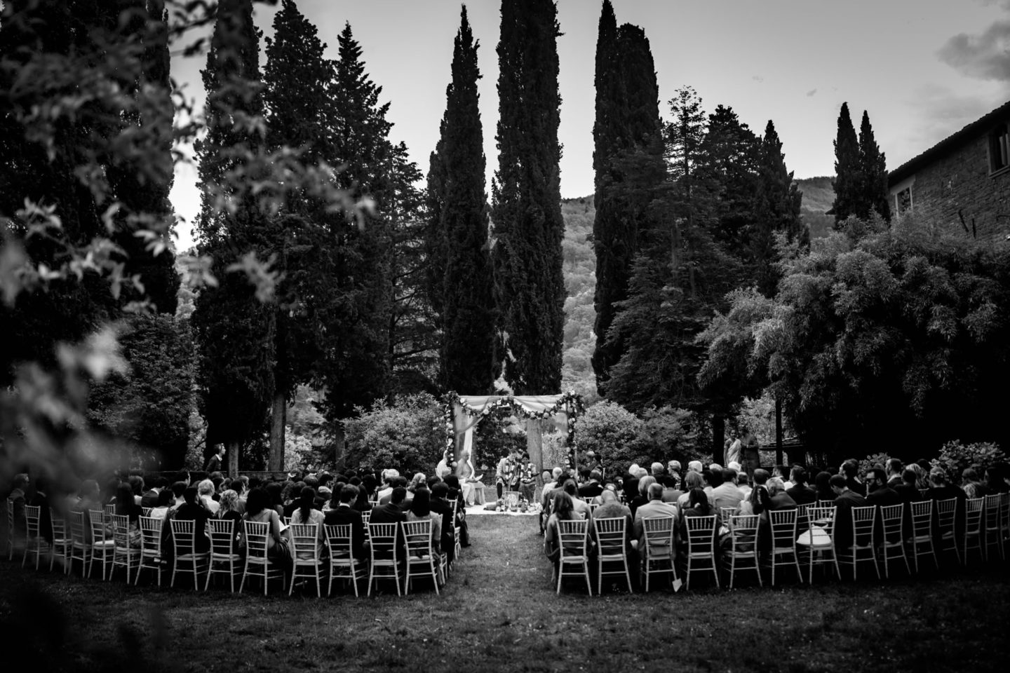 Indian wedding ceremony at Villa Pitiana :: Luxury wedding photography - 21