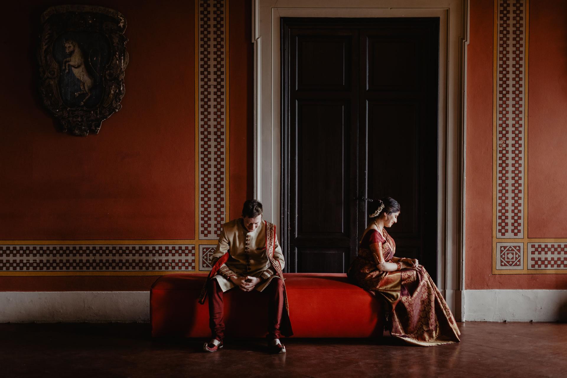 - 29 :: Indian wedding ceremony at Villa Pitiana :: Luxury wedding photography - 28 ::  - 29