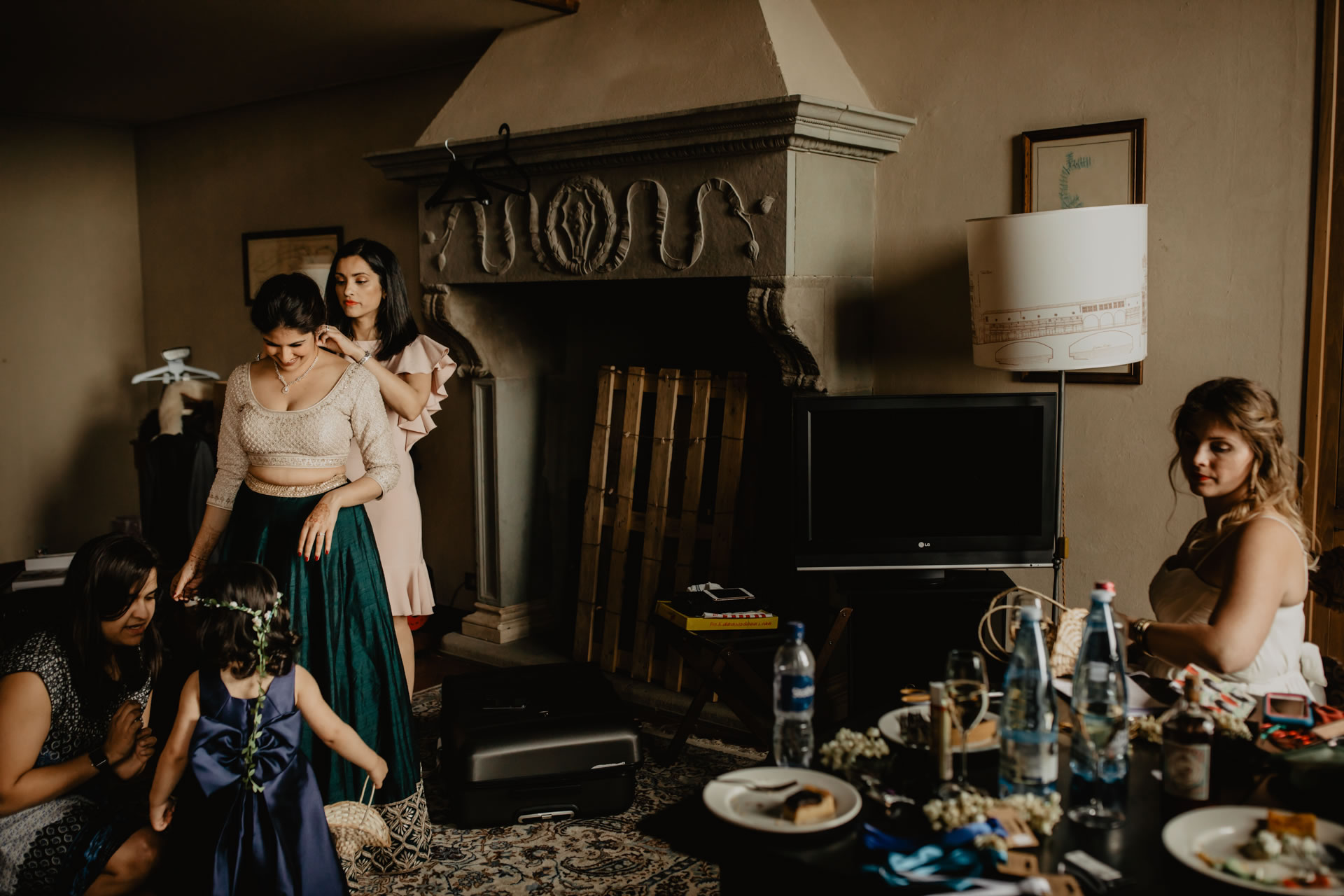 - 35 :: Indian wedding ceremony at Villa Pitiana :: Luxury wedding photography - 34 ::  - 35
