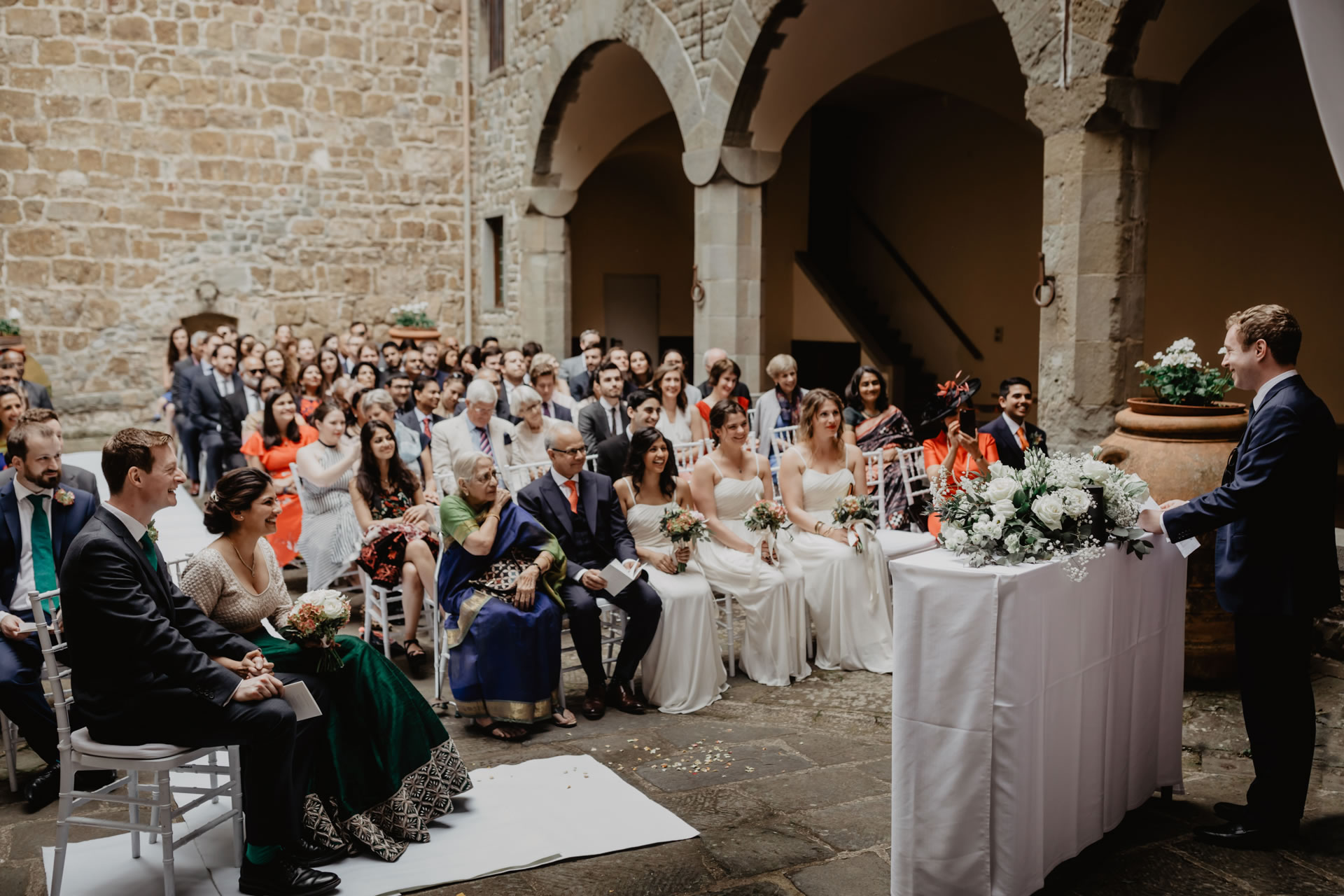 - 46 :: Indian wedding ceremony at Villa Pitiana :: Luxury wedding photography - 45 ::  - 46