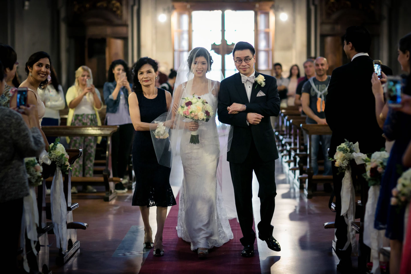 Wedding in Florence at Westin Excelsior :: Luxury wedding photography - 11