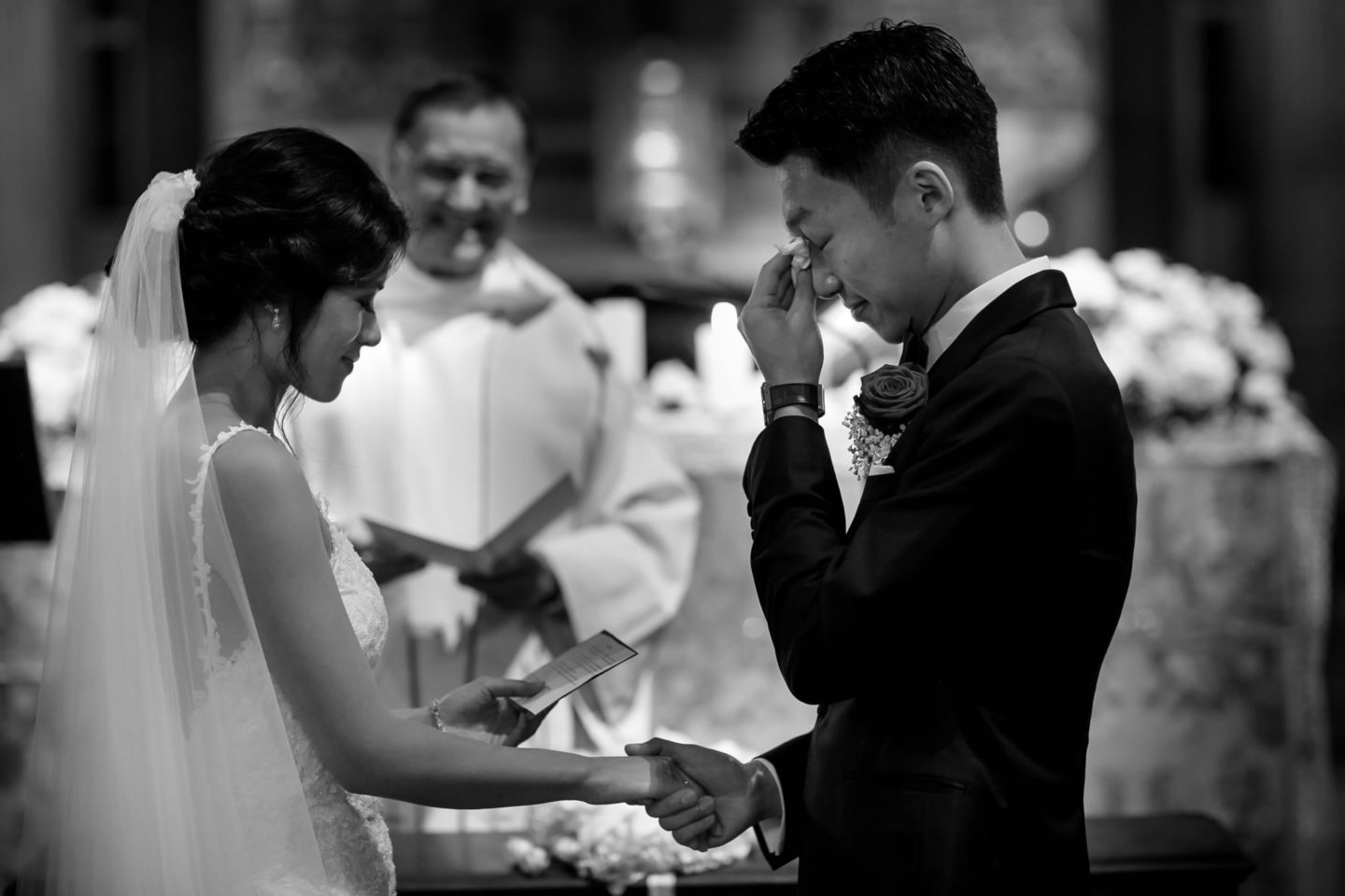 Wedding in Florence at Westin Excelsior :: Luxury wedding photography - 14