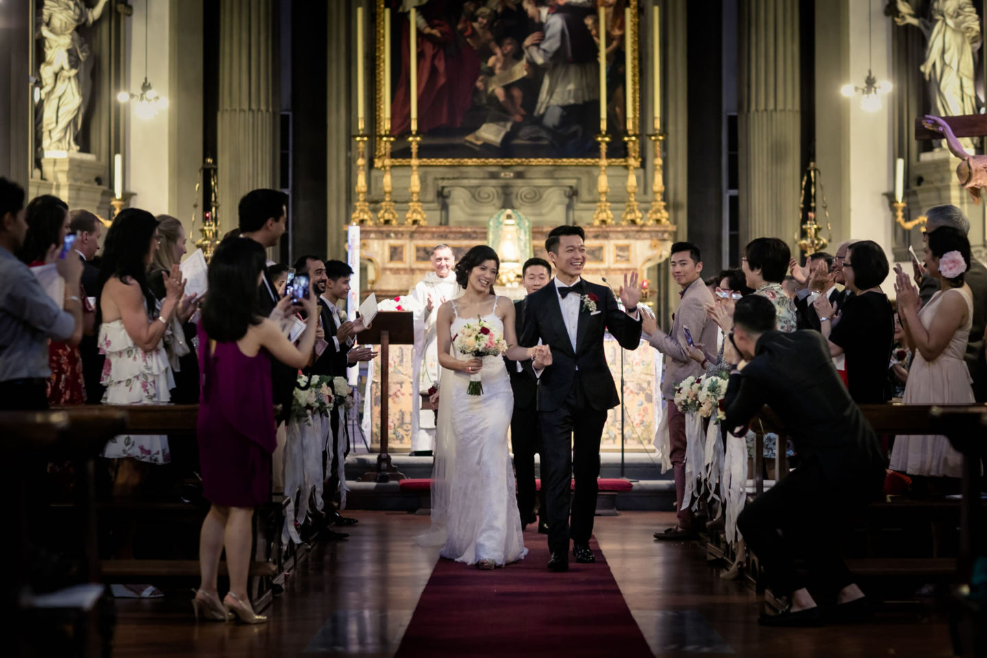 Wedding in Florence at Westin Excelsior :: Luxury wedding photography - 16