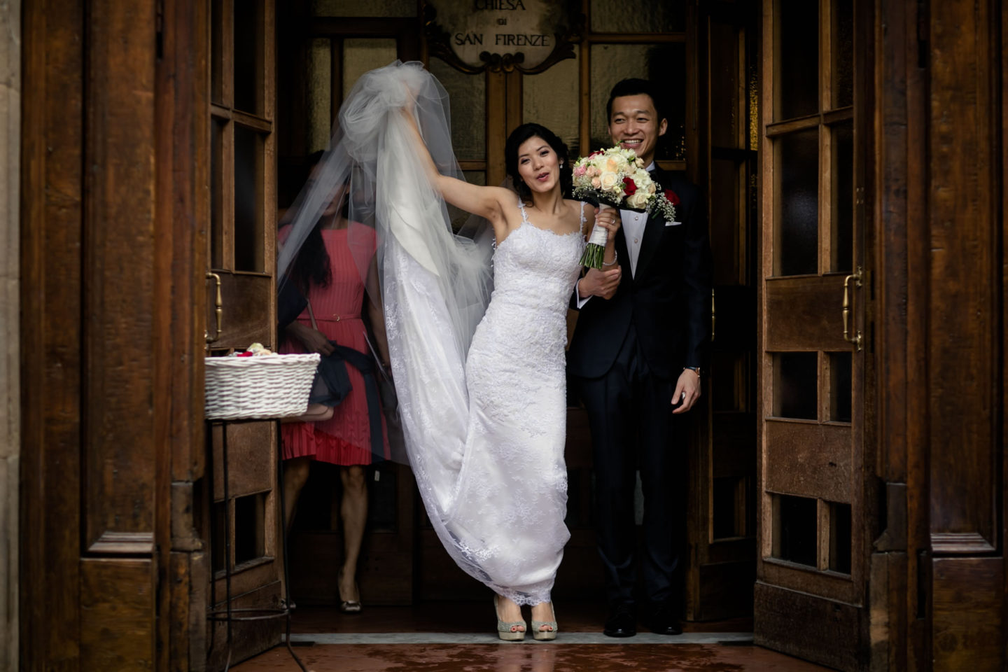 Wedding in Florence at Westin Excelsior :: Luxury wedding photography - 17