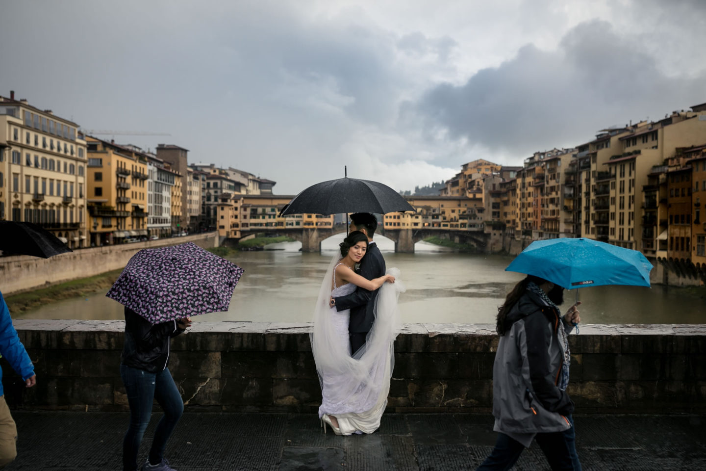 Wedding in Florence at Westin Excelsior :: Luxury wedding photography - 20