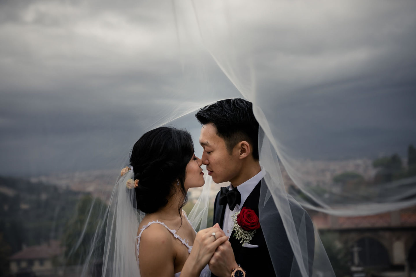 Wedding in Florence at Westin Excelsior :: Luxury wedding photography - 22