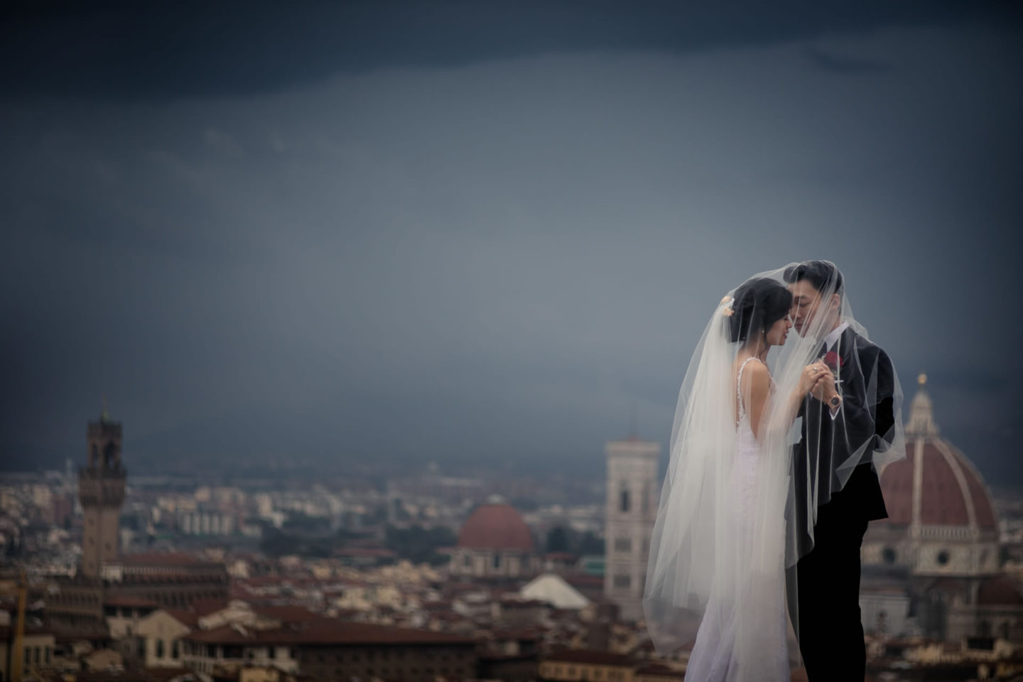 Wedding in Florence at Westin Excelsior :: Luxury wedding photography - 23