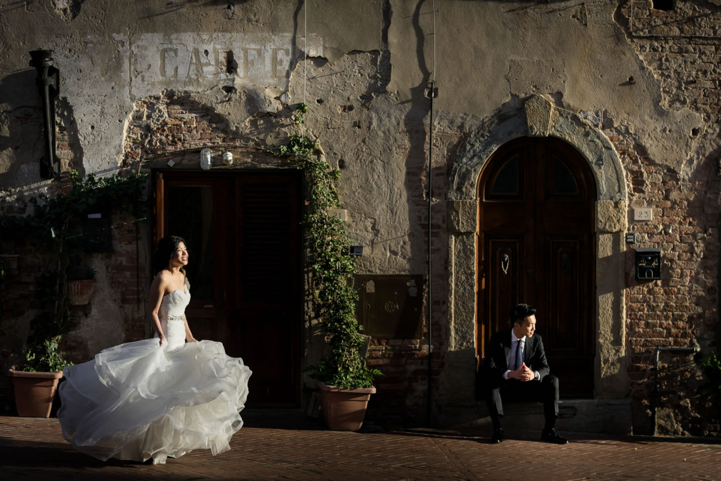 Wedding in Florence at Westin Excelsior :: Luxury wedding photography - 29