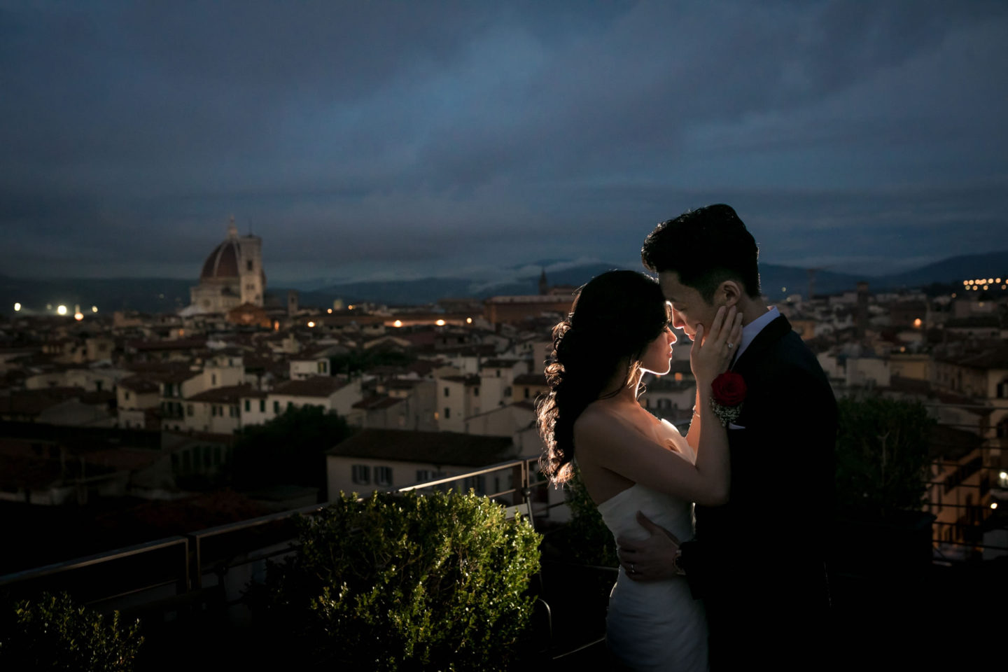 Wedding in Florence at Westin Excelsior :: Luxury wedding photography - 34