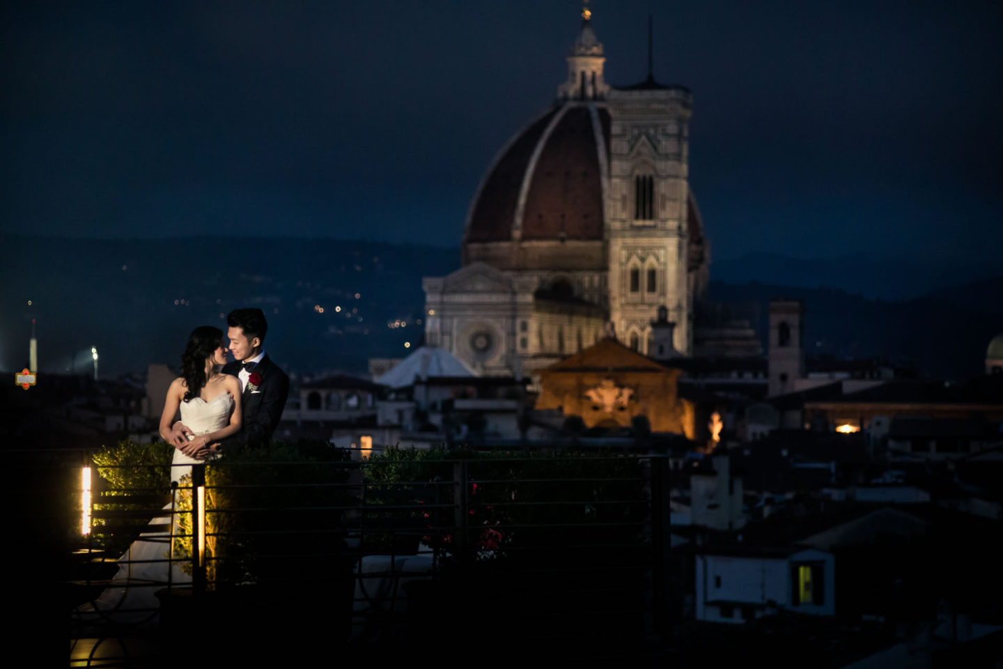 Wedding in Florence at Westin Excelsior :: Luxury wedding photography - 42