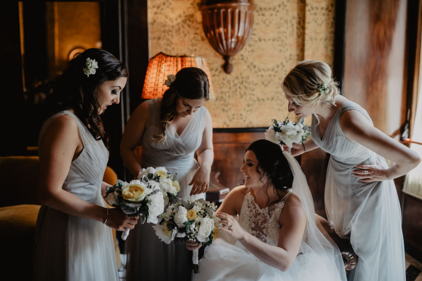 A breath-taking wedding in Rome, the eternal city :: Luxury wedding photography - 13
